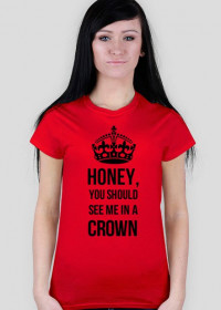 Moriarty w koronie - koszulka damska