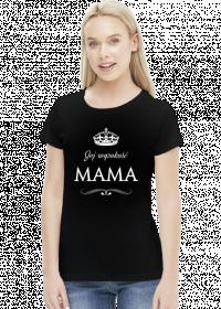 Koszulka Jej wysokość mama prezent na Dzień Matki