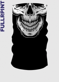 Moto Czaszka (Face Skull)