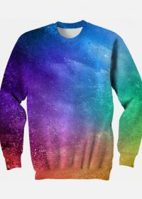 Eksplozja kolorów - Bluza Standard