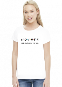 Mother - the one with the kid prezent dla mamy