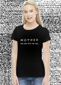 Mother the one with the kids koszulka Dzień Matki prezent