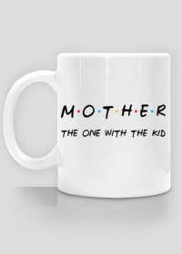 Kubek Mother - the one with the kid