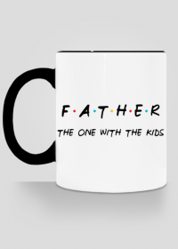 Father - the one with the kids prezent na Dzień Ojca