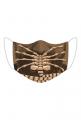 Alien - facehug - Obcy - maska - broda