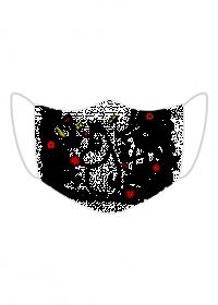 Moomin - Muminki - maska