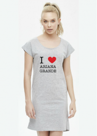 I love Ariana Grande sukienka