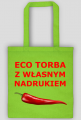 Eko torba z własnym nadrukiem
