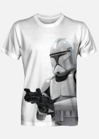 Klon Star Wars Koszulka Fullprint