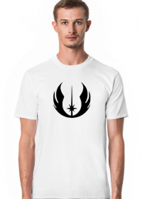Jedi Star Wars Koszulka Męska