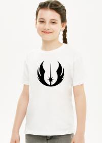 Jedi Star Wars Koszulka Dziewczęca