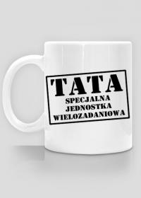 Kubek Tata - specjalna jednostka wielozadaniowa Dzień Ojca prezent