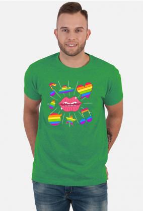 Koszulka gej disco - Prezent dla geja