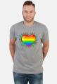 Koszulka Serce Geja - Sklepy LGBT