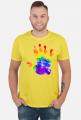 Koszulka dla geja dłoń - Sklep LGBT