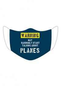 Maseczka ochronna dla pilota lub wielbiciela samolotów. Prezent dla pilota samolotowego. Bluzy, kubki, gadżety lotnicze. Prezent dla pilota. Jak zostać szybownikiem? Jak zdobyć licencję pilota? Jak nauczyć się latać?