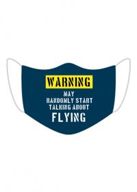 Rozmowy o lotnictwie. Maseczka ochronna dla pilota lub wielbiciela lotnictwa. Prezent dla pilota samolotowego. Bluzy, kubki, gadżety lotnicze. Prezent dla pilota. Jak zostać szybownikiem? Jak zdobyć licencję pilota? Jak nauczyć się latać? Maseczki lotnicz