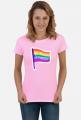 Koszulka Flaga równości