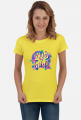 Koszulka dla lesbijki Love Wins