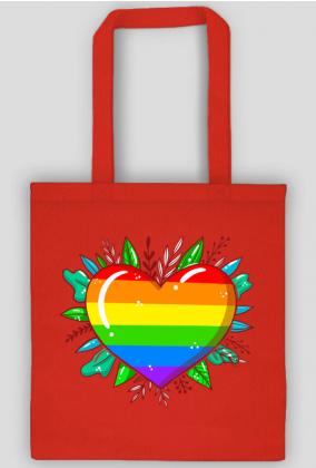 Torba LGBT dla geja i lesbijki