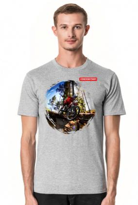 """Koszulka Rowerzysty """"MTB Biker v2"""""""