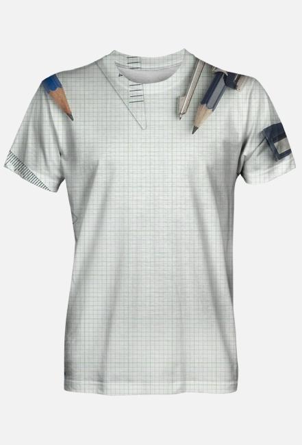 Koszulka Męska - Matematyczna