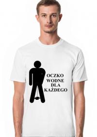 oczko wodne koszulka męska