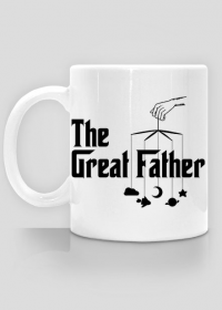 Kubek The Great Father - prezent dla taty