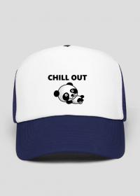 Czapka z daszkiem Chill out