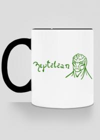 kolorowy kubek Reptilianina