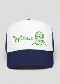 czapka Reptilianina
