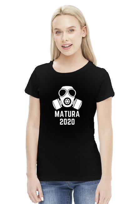 Koszulka damska MATURA 2020