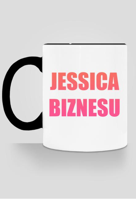 Kubek magiczny Jessica Biznesu