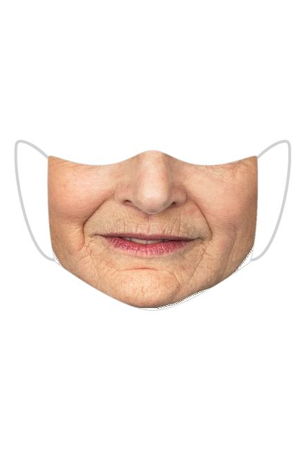 Starsza twarz maseczka