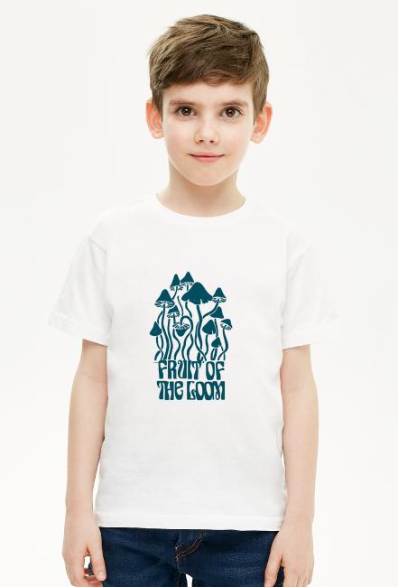Koszulka chłopięca Mushrooms Fruit