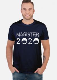 Koszulka Magister 2020 - prezent na obronę