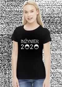 Inżynier 2020 koszulka damska