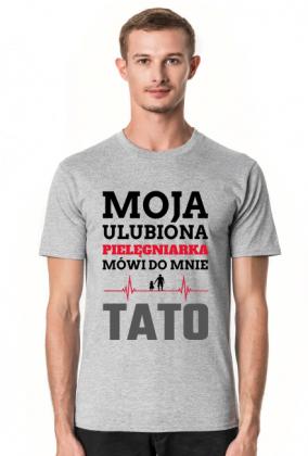 TATA PIELĘGNIARKI - koszulka