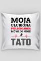 TATA PIELĘGNIARKI - poszewka na poduszkę