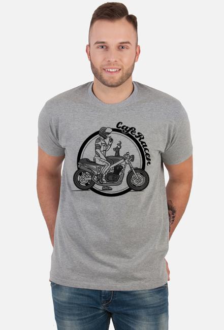 Cafe Racer Koszulka