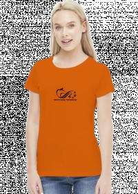 Koszulka damska - owczarek niemiecki
