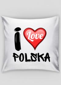 Poszewka na poduszkę Jasia - I Love Polska