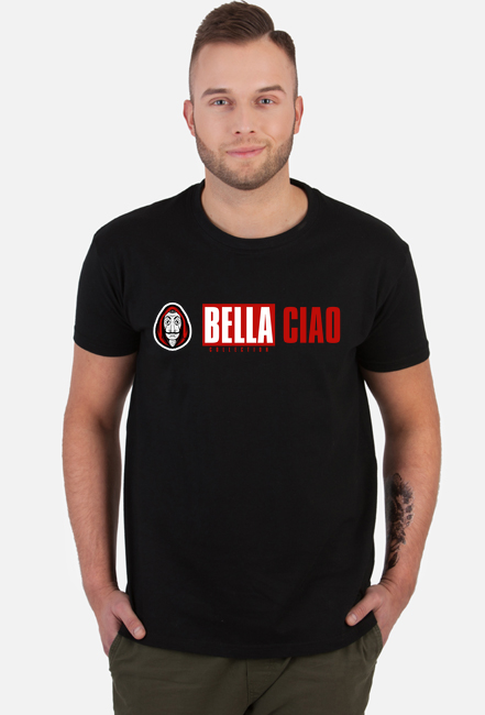 T-SHIRT BELLA CIAO COLLECTION