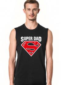Koszulka na Dzień Ojca - Super Dad