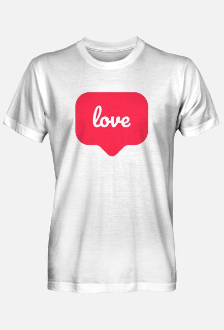 Koszulka - Love