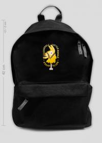 Duży Plecak - Złota Lama Fortnite
