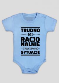 Body niemowlęce - Trudno Mi Racjonalnie...