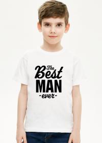 Koszulka - The Best Man Ever
