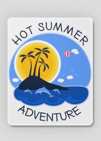 Wakacyjna podkładka pod myszkę - Hot Summer Adventure