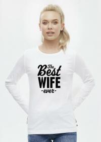 Koszulka - The Best Wife Ever